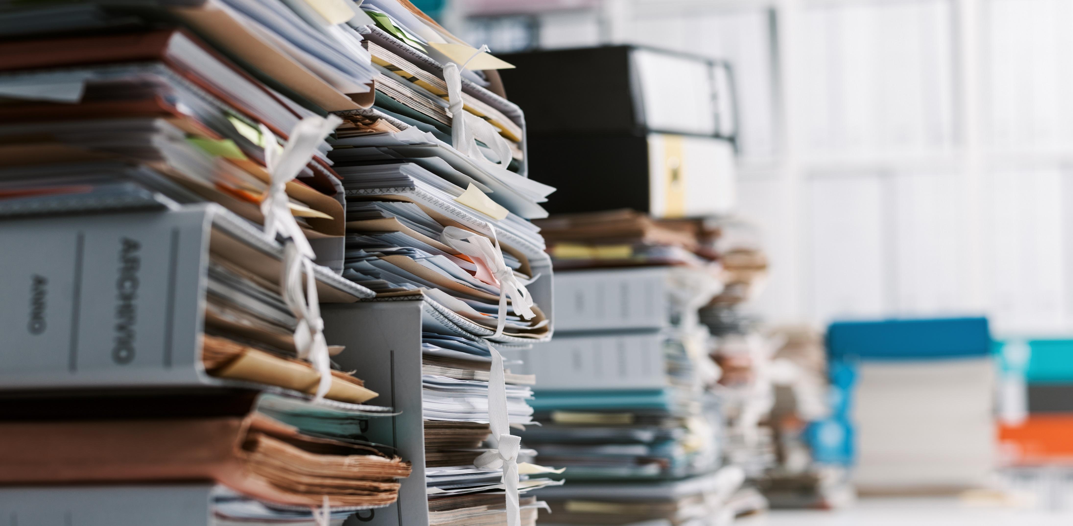 Trial Master File Management